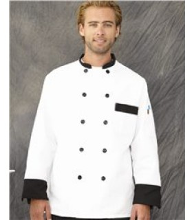 Chef Designs KT74 Granish Chef Coat