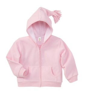 Apples & Oranges KA156 Infant Sammi Fleece Hoodie