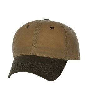 Outdoor Cap WAX606 tan brown
