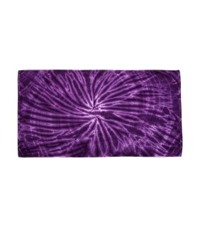 Tie-Dyed 105CY Cyclone Beach Towel