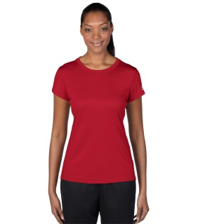 N9118L New Balance Ladies' Tempo Performance T-Shirt
