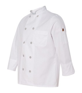 Chef Designs 0401 Ladies' Ten Button Chef Coat