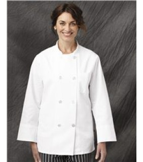Chef Designs 0403 Eight Pearl Button Chef Coat