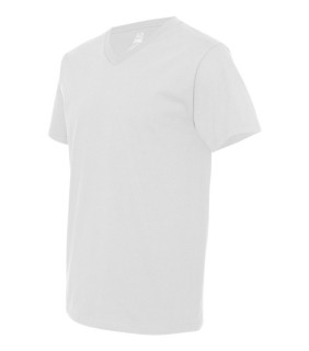 Fruit Of The Loom 39VR V-Neck Heavy Cotton 100% T-Shirt