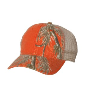 Outdoor Cap RTC350 Mesh Back Camo Cap